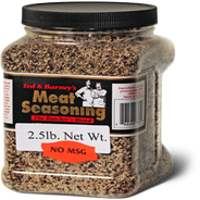 Image of Meat Seasoning - 2.5lb Jar