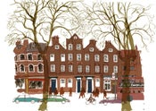 Image of Newington Green, Winter
