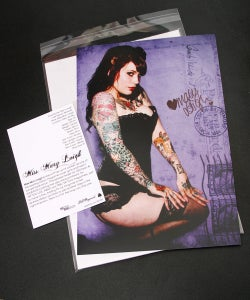 Image of Pin Up Originals: Miss Mary-Leigh