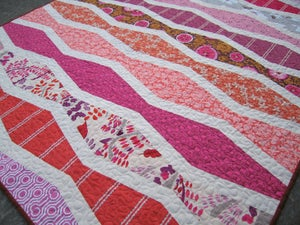 Image of NEW WAVE pdf quilt pattern