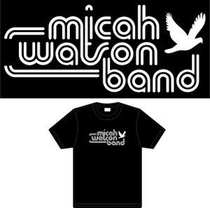 Image of Micah Watson Band Logo Tee