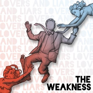 "Image of ""Lovers and Liars"" CD EP"
