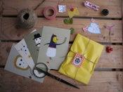 Image of postais figuras de carrosel*merry-go-round postcards