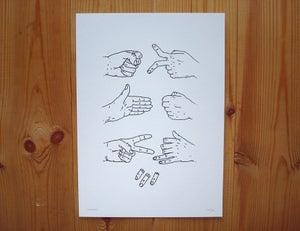 Image of Rock, Paper, Scissors