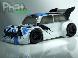 Image of Phat Bodies 'BANZAI MINI' for Losi Mini-8ight and Carisma GTB Schumacher LC Racing EMB-1