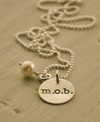Image of M.O.B. Necklace by Lisa Leonard