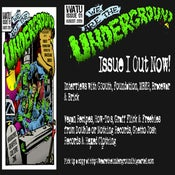 Image of UNDERGROUND ISSUE #1