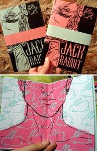 Image of JACK RABBIT Folly vol.4 Zine