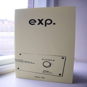 Image of exp. minus one