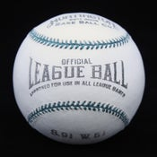 Image of League Ball 1870's - 1880's
