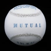 Image of Mutual Style Ball 1870's