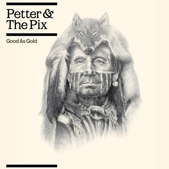 Image of Petter & The Pix - Good As Gold [CD]