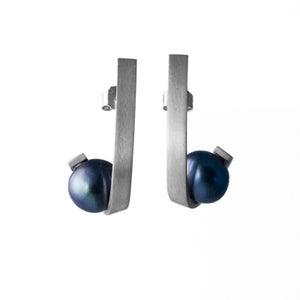 Image of Boucles d'oreilles Comète [grand modèle]