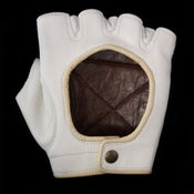 Image of 1890's Fingerless Catcher's Glove