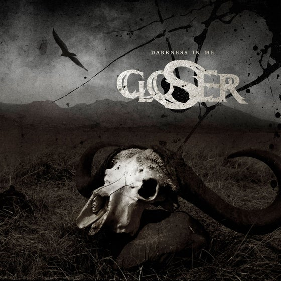 "Image of CLOSER ""Darkness In Me"" Mini CD"