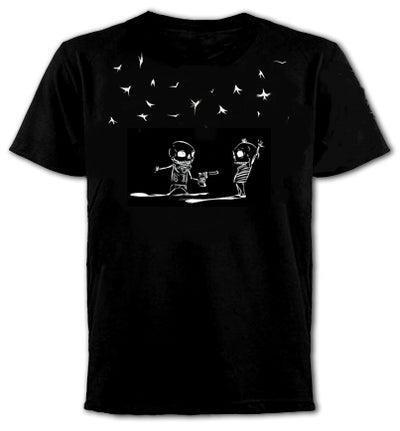 Image of Skeleton T shirt
