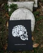 Image of United Skull of America Poster