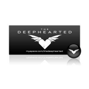 Image of Logo Sticker & Pin Set