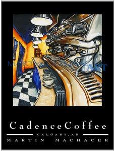 Image of Cadence Coffee I (Espresso Machine)