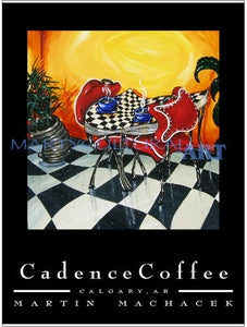 Image of Cadence Coffee III (Cups)