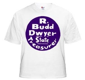 Image of Budd Dwyer Seal Shirt