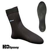 Image of H2O - Chaussons Neoprene Hiver 3mm