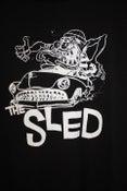 Image of SLED MODEL T SHIRT