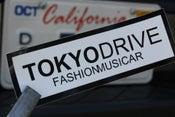 """Image of TokyoDrive """"Dealership"""" Sticker"""