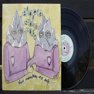 Image of These Mountains are Safe VINYL LP