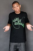 Image of Black and Green 'Lost My Marble:s' T-Shirt (WAS £15)