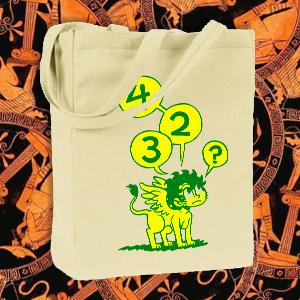 Image of Trivia 4-2-3 Tote Bag