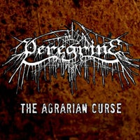 """Image of """"The Agrarian Curse"""" CD"""