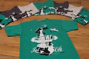 "Image of ""Kelly Green"" Jet Life KING KONG Edition"