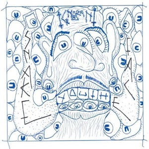 """Image of Snake Face """"Ignorant Youth"""" CD $5"""
