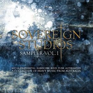 """Image of SOVEREIGN STUDIOS """"Sampler Volume I"""" 2CD Compilation"""