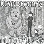 "Image of Kevin Seconds / Mike Scott split 7"" (Blue Vinyl)"