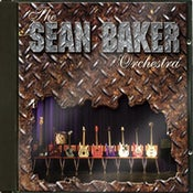 Image of The Sean Baker Orchestra - S/T CD
