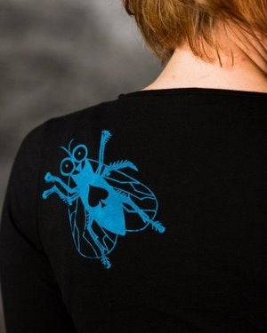 Image of MIR117 FLY WITH COBA L/S Shirt