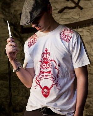 Image of MIR051 THE IMPERIAL BOP T-Shirt (7 COLORS)