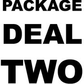 Image of SBO PACKAGE DEAL 2 - shirt, SBO II, and SBO S/T