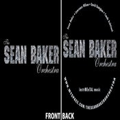 Image of The Sean Baker Orchestra T-Shirt black