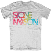 "Image of ""Rainbow Vintage"" Tee (Marble Grey)"