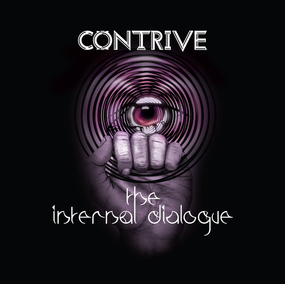 Image of The Internal Dialogue - LTD.ED Numbered Digi CD