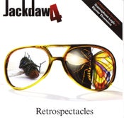 Image of Jackdaw 4 - RETROSPECTACLES - 2x LP, +  2 x cd package all for 10.00!(Only until March 31st)
