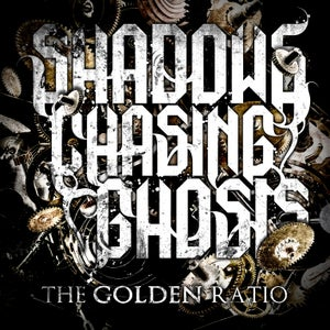 """Image of Shadows Chasing Ghosts - """"The Golden Ratio"""" CD Album"""