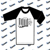 Image of WMco Logo Baseball Shirt + Digital Download