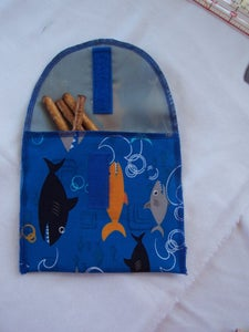 Image of reusable snack bag
