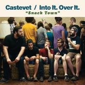 Image of Into It. Over It. / Castevet - Snack Town Digital Download