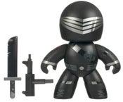 Image of G.I. JOE Mighty Muggs Figure: SNAKE EYES
