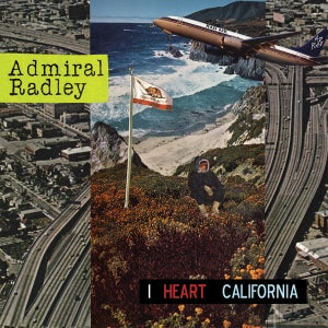 Image of 'I Heart California' - CD